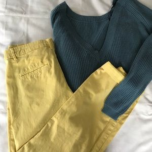 Anthropologie Pants & Jumpsuits - Chino by Anthropologie chinos 💫 Spring Fav. Sz 28
